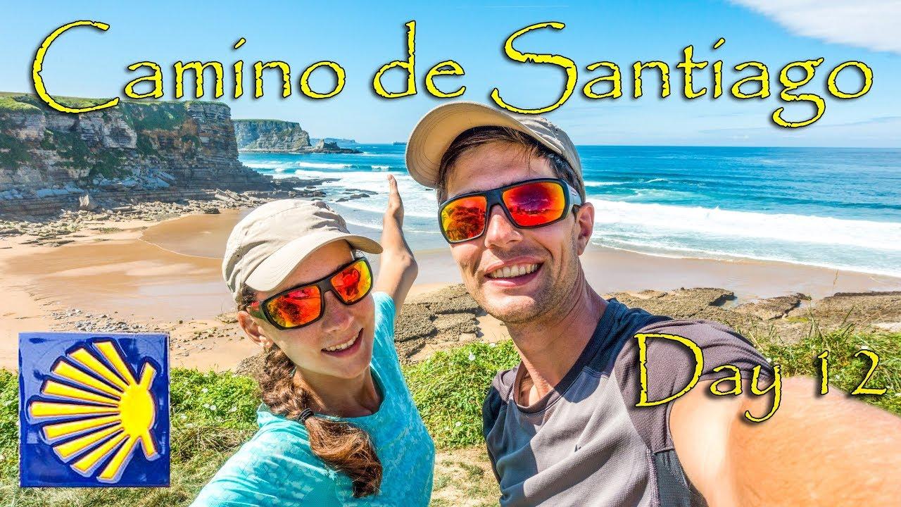 La journée la plus efficace - randonnée à travers les belles plages | Camino del Norte de Noja à Loredo en Cantabrie, Espagne - Jour 12