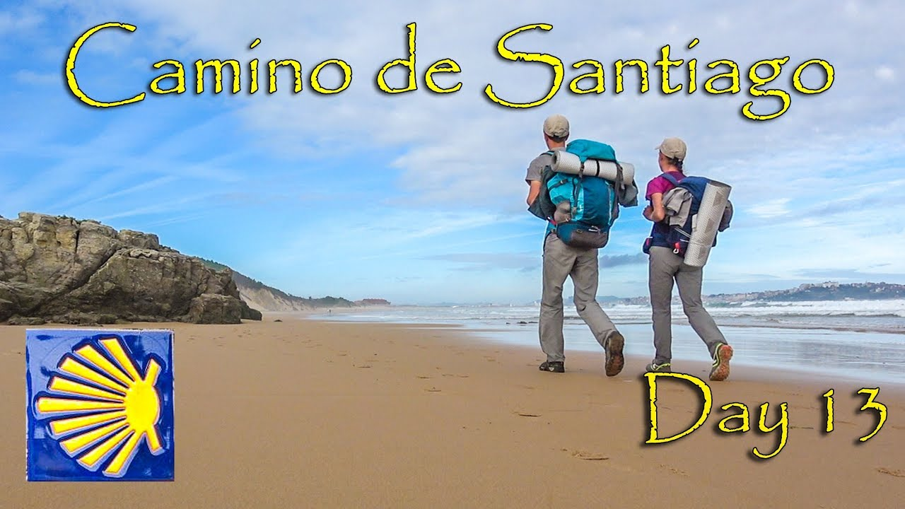 Échapper à la ville et beau camping | Camino del Norte de Santander à Santillana de Mar - Jour 13