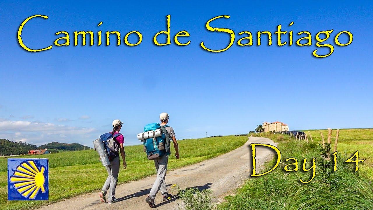 Le jour le plus chaud et le plus fastidieux | Camino del Norte de Santillana de Mar à Comillas - Jour 14