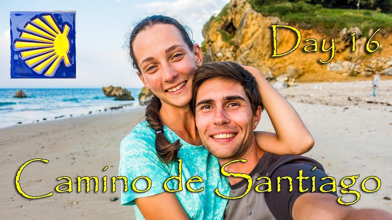 Le camping le plus pittoresque de la côte atlantique!? | Camino del Norte - Jour 16