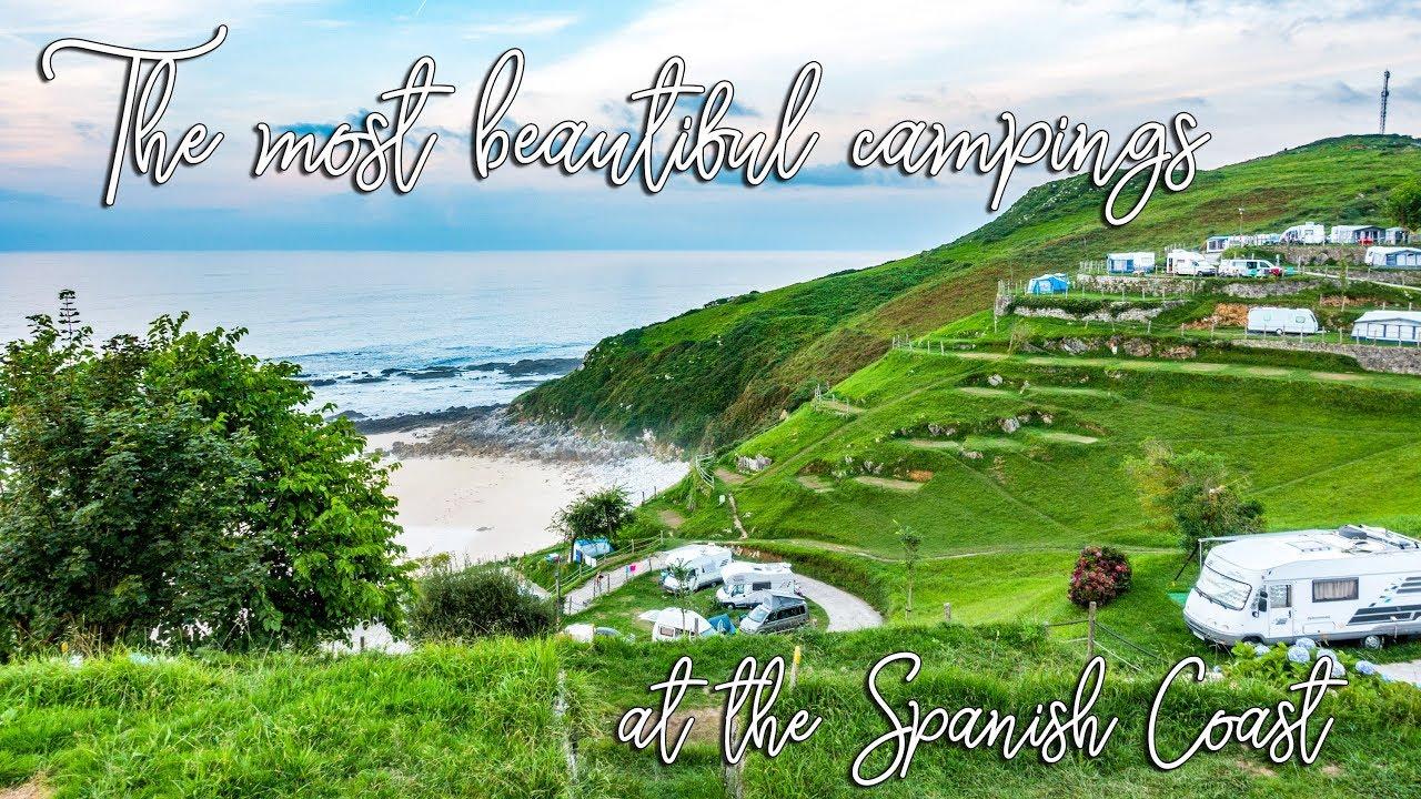 Les meilleurs terrains de camping de la côte atlantique espagnole | Camino del Norte hébergement