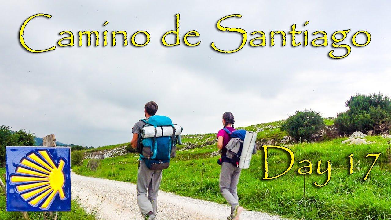 Océan Atlantique spectaculaire et le camping le plus isolé | Camino del Norte de Pechón à Pendueles - Jour 17