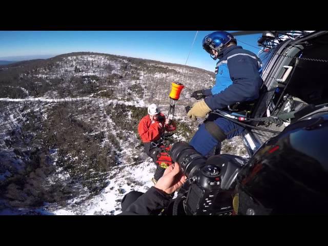 Avec les gendarmes du PGHM de l'Ariège au secours de randonneurs et skieurs