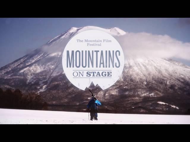 Festival Montagne en scène winter édition 2016